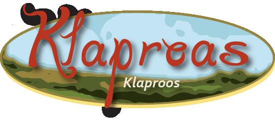 logo klapoas groot - Vakantiewoning Klaproas