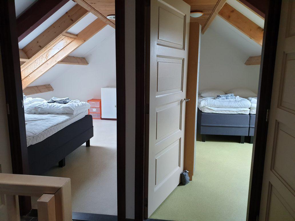 De Korebloom slaapkamers 2e etage e1571128497440 - Vakantiewoning Korebloom