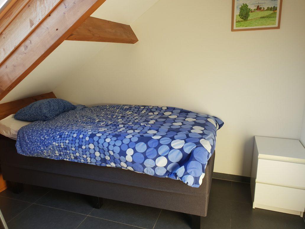 Klaproas slaapkamer 2e etage A e1571129127878 - Vakantiewoning Klaproas