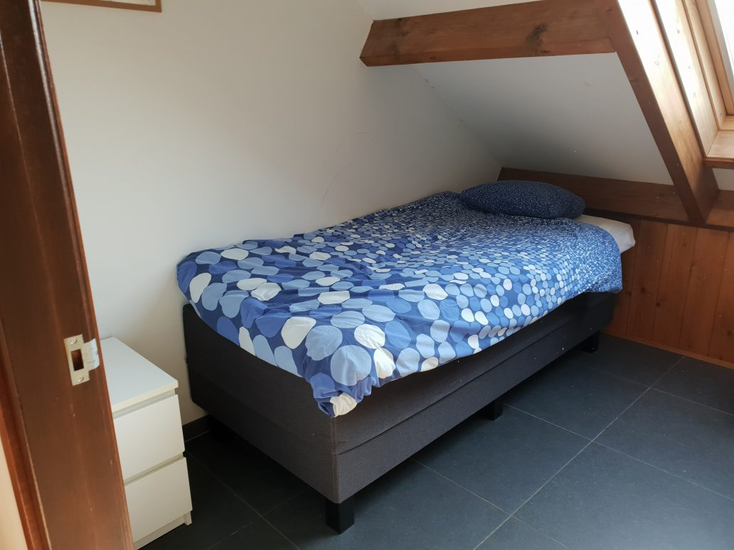 Klaproas slaapkamer 2e etage e1571129151802 - Vakantiewoning Klaproas